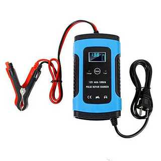 Fanaticalpurchasejp バッテリー 充電器 12V専用 自動車