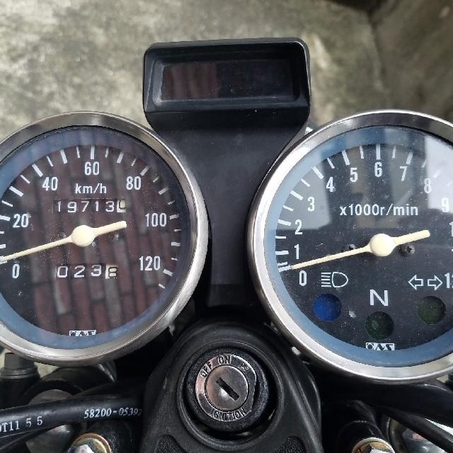 スズキ(スズキ)の【自賠責R5.08】GN125 原付二種 街乗り ミッションMT 自動車/バイクのバイク(車体)の商品写真