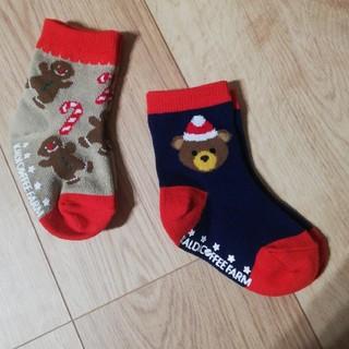 カルディ(KALDI)のくみsama新品値下げ☆ベビー靴下(靴下/タイツ)