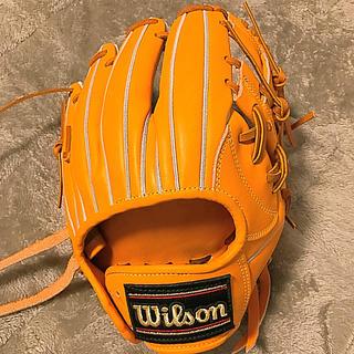 Wilson Staff - 早いもの勝ち [新品・未使用] ウィルソン 軟式オーダー 内野手用 D6型