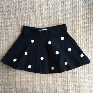エイチアンドエム(H&M)のエイチアンドエム ニットスカート  110 116(スカート)