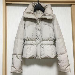 UNTITLED - UNTITLED 暖かいダウンジャケット コート