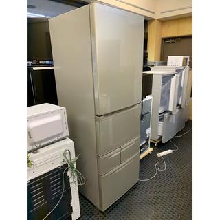 東芝 - 冷蔵庫 東芝 GR-E43 N ノンフロン冷凍冷蔵庫 自動製氷