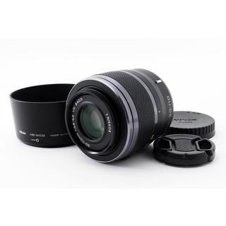 ニコン(Nikon)の★ニコンミラーレス用望遠★1 NIKKOR 30-110mm VR ブラック(レンズ(ズーム))