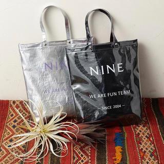 NINE - NINE トートバッグ