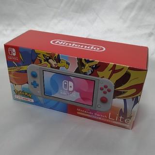 Nintendo Switch - 【新品】任天堂Switch Lite