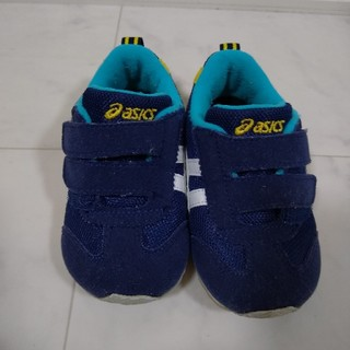 asics - アシックス 子ども 靴 スニーカー 14.5cm