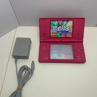 ニンテンドーDS - NINTENDO DSi ピンク ぷよぷよ15th セット