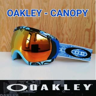 Oakley - 【未使用】OAKLEY - CANOPY ゴーグル✨