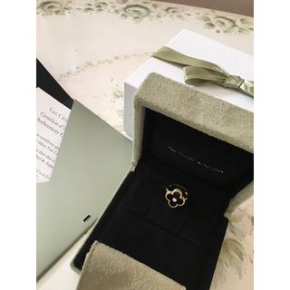 ヴァンクリーフアンドアーペル(Van Cleef & Arpels)のヴァンクリフ&アーペル   リング 美品(リング(指輪))