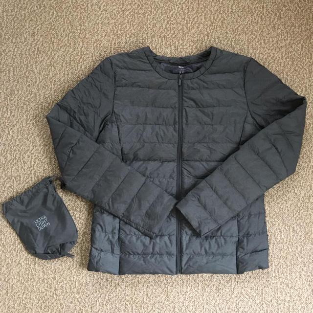 UNIQLO(ユニクロ)の新品同様 ユニクロ ウルトラライトダウン インナーダウンジャケット レディースM レディースのジャケット/アウター(ダウンジャケット)の商品写真