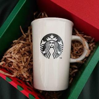 Starbucks Coffee - スタバ ホリデー2019マグクリスタルリボン【 ラッピング、ショッパー付】宅急便