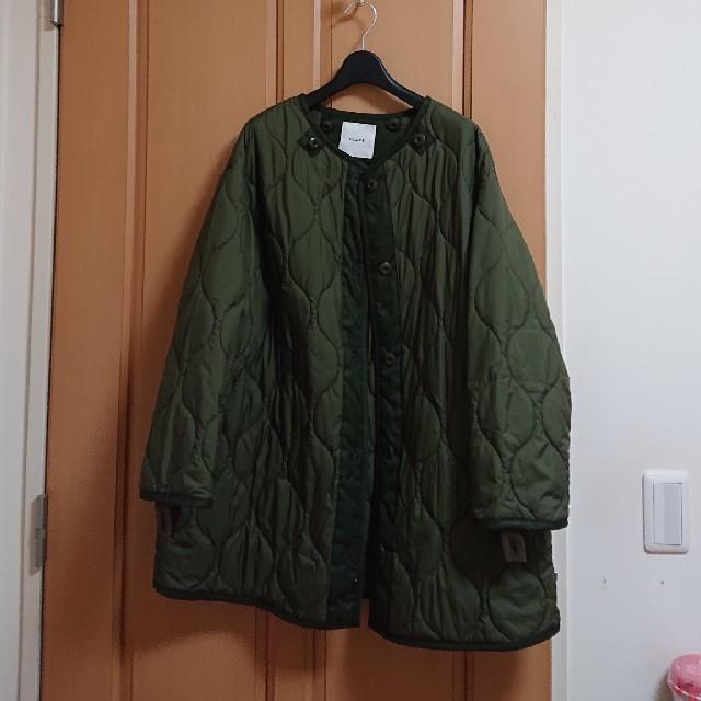 CLANE クラネ 伊勢丹新宿限定版ミリタリーコート  レディースのジャケット/アウター(ミリタリージャケット)の商品写真