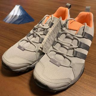 アディダス(adidas)のアディダス TX_AX2R LOW_WMN 22.5cm トレッキング シューズ(登山用品)