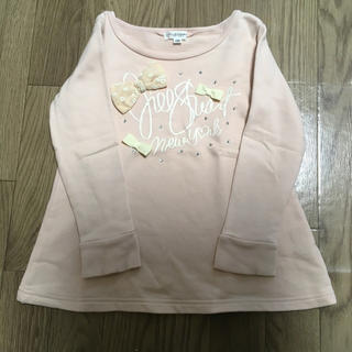 ジルスチュアート トレーナー ピンク