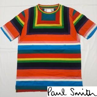 Paul Smith - 【新品未使用】ポールスミス 半袖Tシャツ メンズM