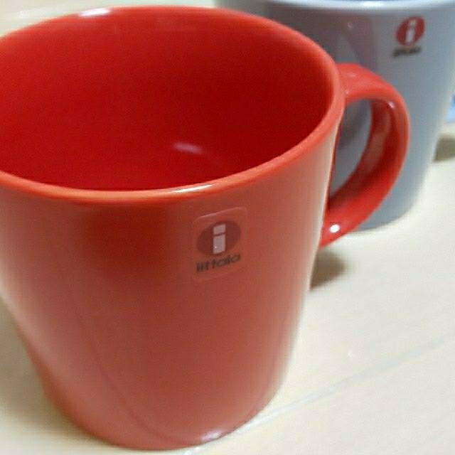 iittala(イッタラ)の新品 イッタラ ティーマ テラコッタ マグカップ インテリア/住まい/日用品のキッチン/食器(食器)の商品写真