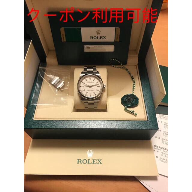 パネライ 人気 - ROLEX - ROLEX ロレックス オイスターパーペチュアル39  114300 の通販 by jordan 23's shop