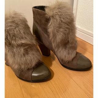 可愛い暖かいショートブツ(ブーツ)