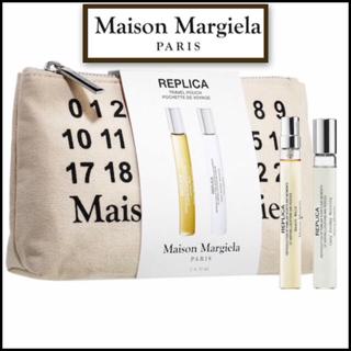 Maison Martin Margiela - 【Maison Margiela】ミニサイズ香水セット ポーチ入り☆