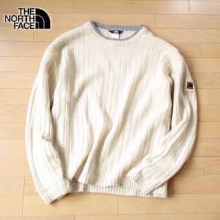 ザノースフェイス(THE NORTH FACE)のウール100 ノースフェイス セーター  XL(ニット/セーター)