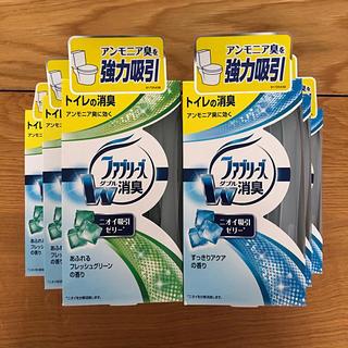 ピーアンドジー(P&G)のファブリーズ トイレ消臭剤 6個(日用品/生活雑貨)
