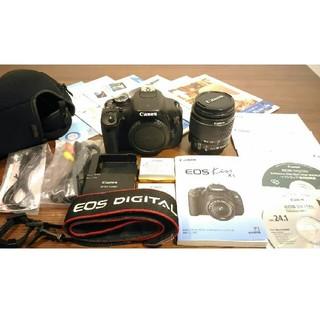Canon - 美品 Canon EOS Kiss X5 標準レンズセット