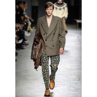 DRIES VAN NOTEN - dries van noten 19aw ジャケット
