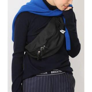 DEUXIEME CLASSE - ドゥーズィエムクラス DRIFTER BODY BAG ドリフターボディバッグ
