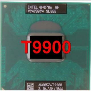 Intel Core 2 Duo T9900 動作品中古(PCパーツ)