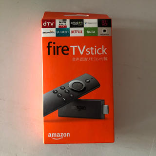 amazon FIRE tv stick 第二世代