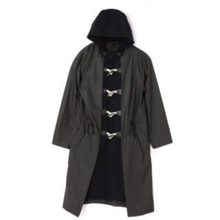 TOGA - 【新品 未使用】toga ドッキングコート ダッフルコート ブラック