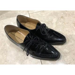 TSUMORI CHISATO - ツモリチサト 革靴 レースアップシューズ