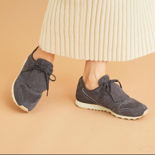 BEAUTY&YOUTH UNITED ARROWS(ビューティアンドユースユナイテッドアローズ)の新品 WL996 ニューバランス  タッセル BEAUTY&YOUTH レディースの靴/シューズ(スニーカー)の商品写真