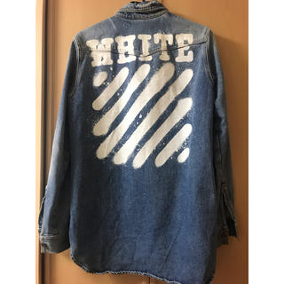 OFF-WHITE - 【最終値下げ】オフホワイト Off-White メンズ XS