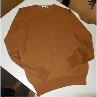 ユナイテッドアローズ(UNITED ARROWS)の■美品 UNITED ARROWS(ユナイテッドアローズ 薄手 セーター  (ニット/セーター)