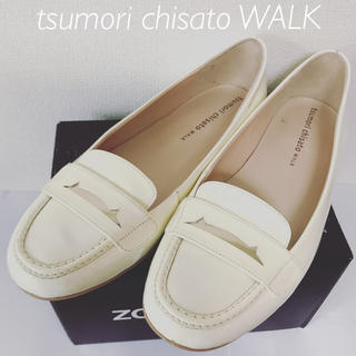 TSUMORI CHISATO - ツモリチサト  ウォーク ローファー フラットシューズ 24センチ
