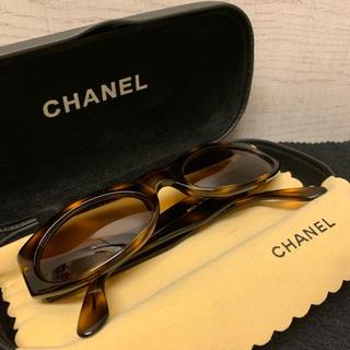 CHANEL - CHANEL ☆ サングラス 鼈甲 06920