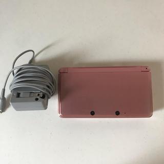 ニンテンドー3DS - 【充電器付き】任天堂 3DS