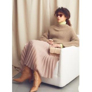 Mila Owen - 【今季/新品】タック風プリーツスカート★ミラオーウェン