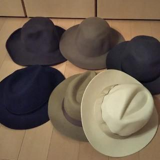 サマンサモスモス(SM2)の転売OK!帽子ハット見える福袋6点(ハット)