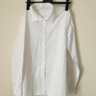 ハニーズ(HONEYS)の白シャツ(シャツ/ブラウス(長袖/七分))
