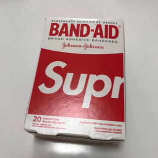 Supreme - supreme BANDAID バンドエイド 絆創膏