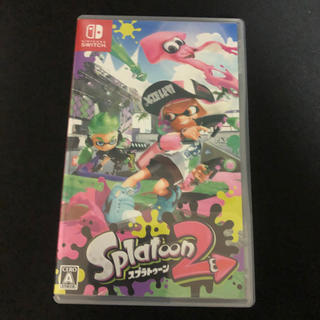 Nintendo Switch - Splatoon 2 スプラトゥーン