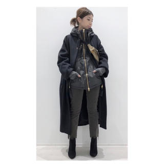 L'Appartement DEUXIEME CLASSE - 【週末限定】 L'Appartment Over Sized LAMB Coat
