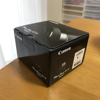 Canon - 【美品】Canon Power Shot G1X Mark2
