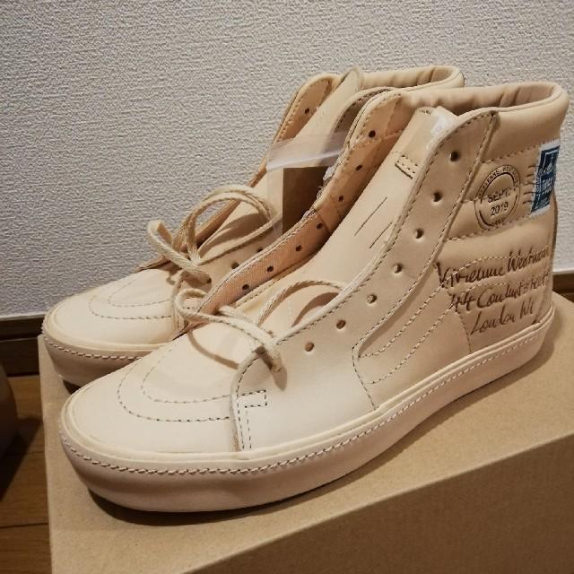 Vivienne Westwood(ヴィヴィアンウエストウッド)のバンズ ヴァンズ ヴィヴァンウエストウッド 23.5 レディースの靴/シューズ(スニーカー)の商品写真