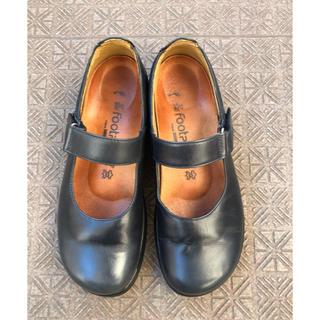 BIRKENSTOCK - ビルケンシュトック フットプリンツ 女子学生風革靴