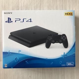 PlayStation4 - 新品未開封 プレステ4 500GB SONY PlayStation4 本体