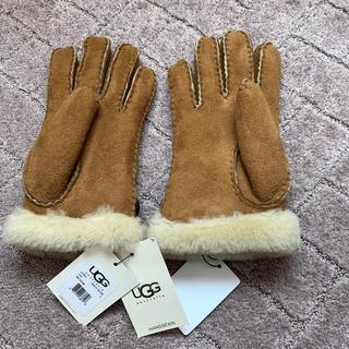 アグ(UGG)のアグ新品タグ付きムートン手袋(手袋)